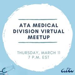 ATA-MD Meetup