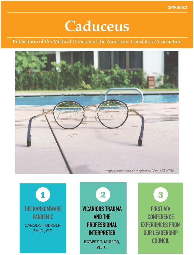 Summer 2021 Caduceus Newsletter